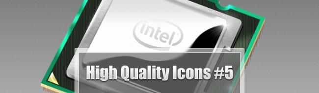 High Quality Icons #5 by Ahmad Hania
