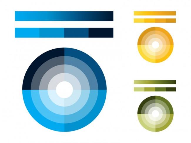 Professional Color Scheme